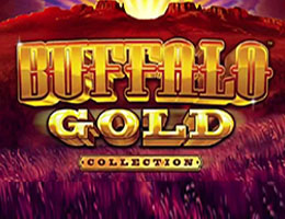 Aristocrat Buffalo Gold Collection