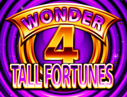 Aristocrat Wonder 4 Tall Fortunes