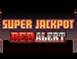 Everi Super Jackpot Red Alert